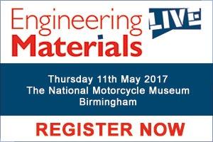 Engineering Materials Live Birmingham